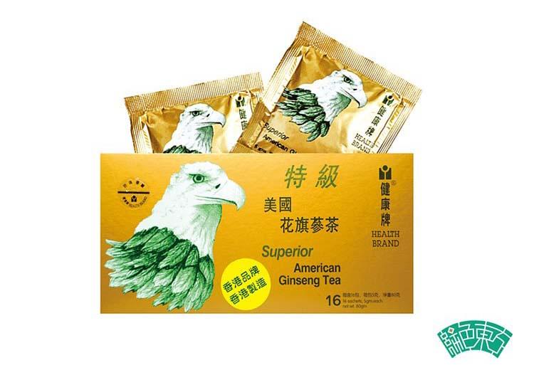 Maggie表示,企業主要生產花旗蔘茶,可以幫助提高人體的免疫力及強化呼吸功能。(綠色東方官網)