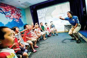 「英語外教」在中國還是香餑餑?