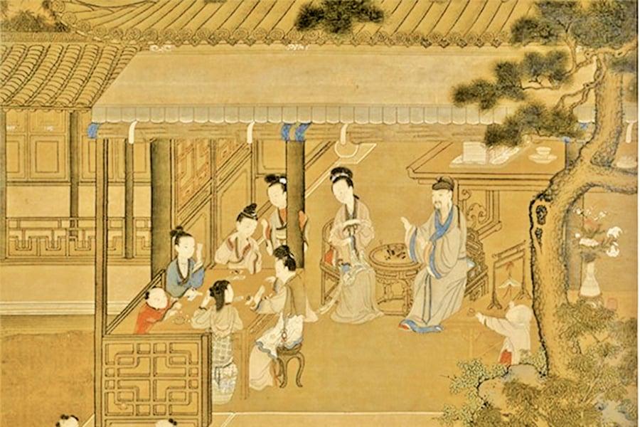 【馨香雅句】安頓身心的路徑—古時姓氏家族