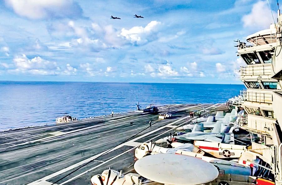 專家:中美在南海或將開戰