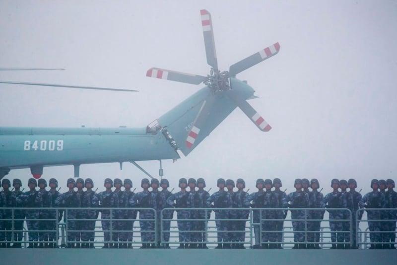 中共軍演五發炮彈惹風波 炸出習近平兩大危機