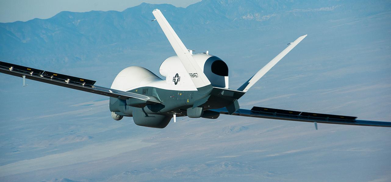 圖為MQ-4C。(公有領域)