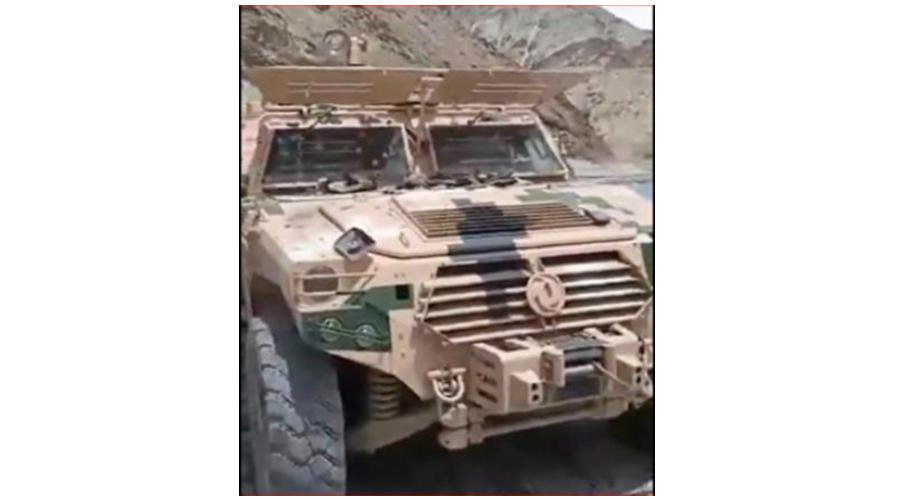 傳中共軍車造假 被印軍擊穿 軍工廠兩高管落馬