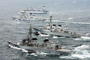 日防衛相:自衛隊將介入釣魚台海域