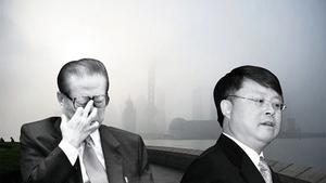 袁爸爸揭江綿恆換腎黑幕