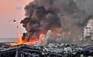 黎巴嫩大爆炸超四千人傷亡