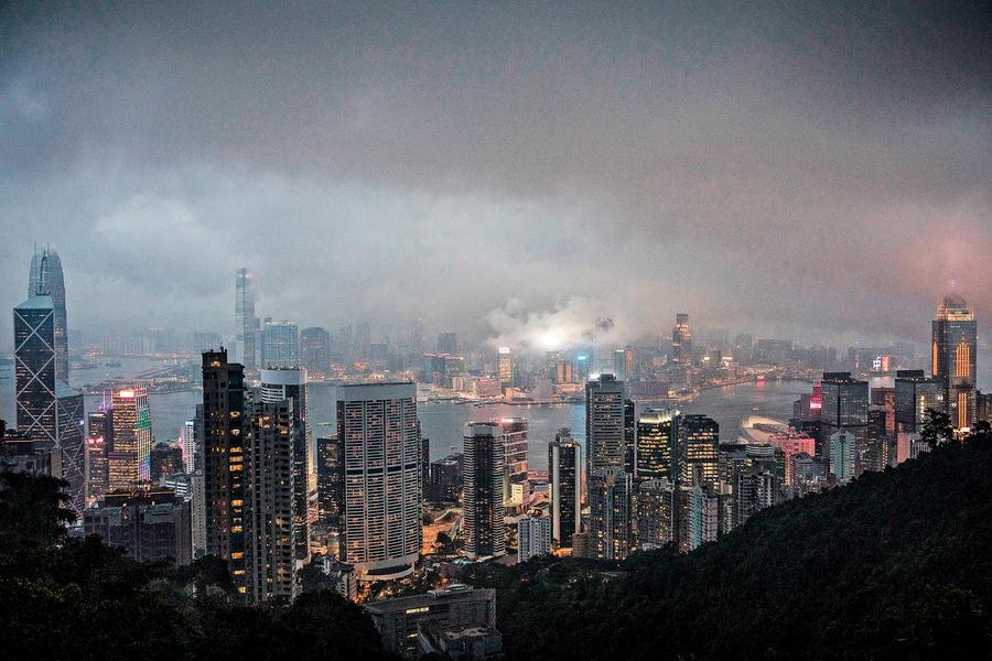 中共政權 能挺到下次香港選舉嗎?