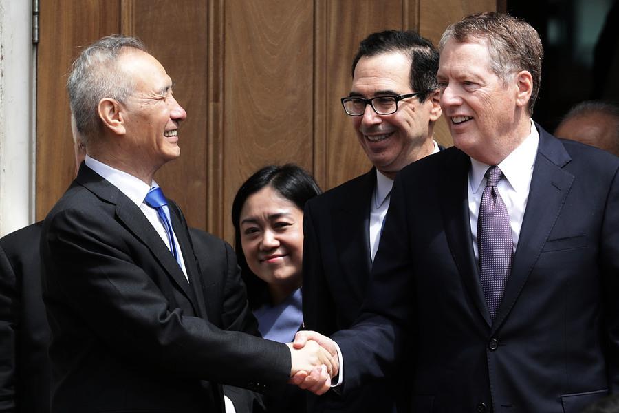 美中將舉行第一階貿易協議覆審會談  北京放軟話