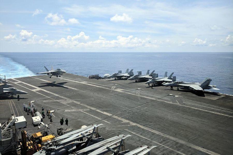 中美衝突非難以想像 美防長:要打就要贏
