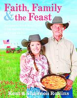 信仰和家庭最重要!美國牛仔廚師談新書