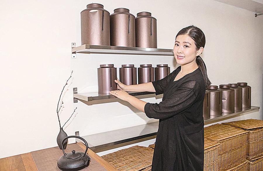 美少年茶舍老闆:品茶療癒身心