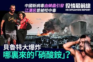 【8.7役情最前線】貝魯特大爆炸 哪裏來的「硝酸銨」?