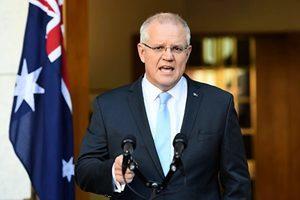 澳總理:美中爆發戰爭不再不可想像