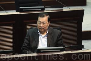 譚耀宗揚言DQ議員能否延任須人大定奪 網友:何不索性取消立法會