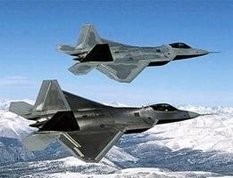 F22戰機可裝14枚新空空導彈 特朗普揭中共抄襲