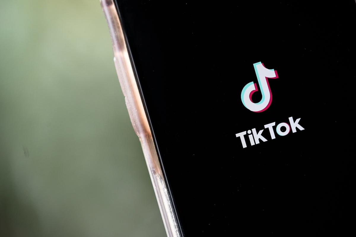 日本擬禁用TikTok。示意圖。(Drew Angerer/Getty Images)