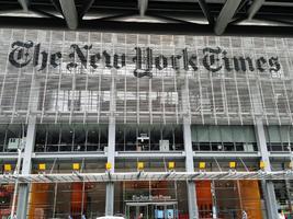 美媒終止與《中國日報》合作 《紐時》刪數百過往中共付費宣傳