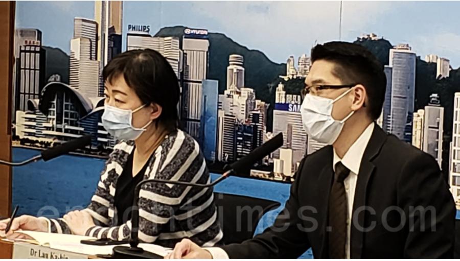 本港新增72宗肺炎確診 連續7日錄得雙位數增長