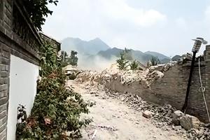 北京上百小區遭大規模強拆