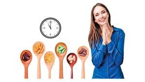 維生素甚麼時間吃效果最好?