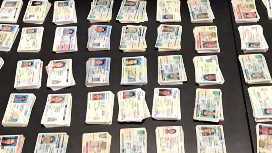 美查獲兩萬多偽造證件  中共被指欲影響美國大選