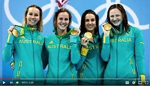 里約奧運首日誕生多項世界紀錄