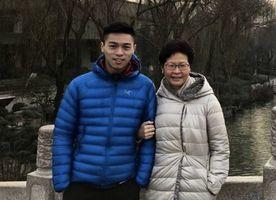 林鄭月娥次子在美「失蹤」  羅冠聰:恐被回國當「中共人質」