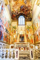 畫家的臨摹聖地──意大利布蘭卡契小堂(續)