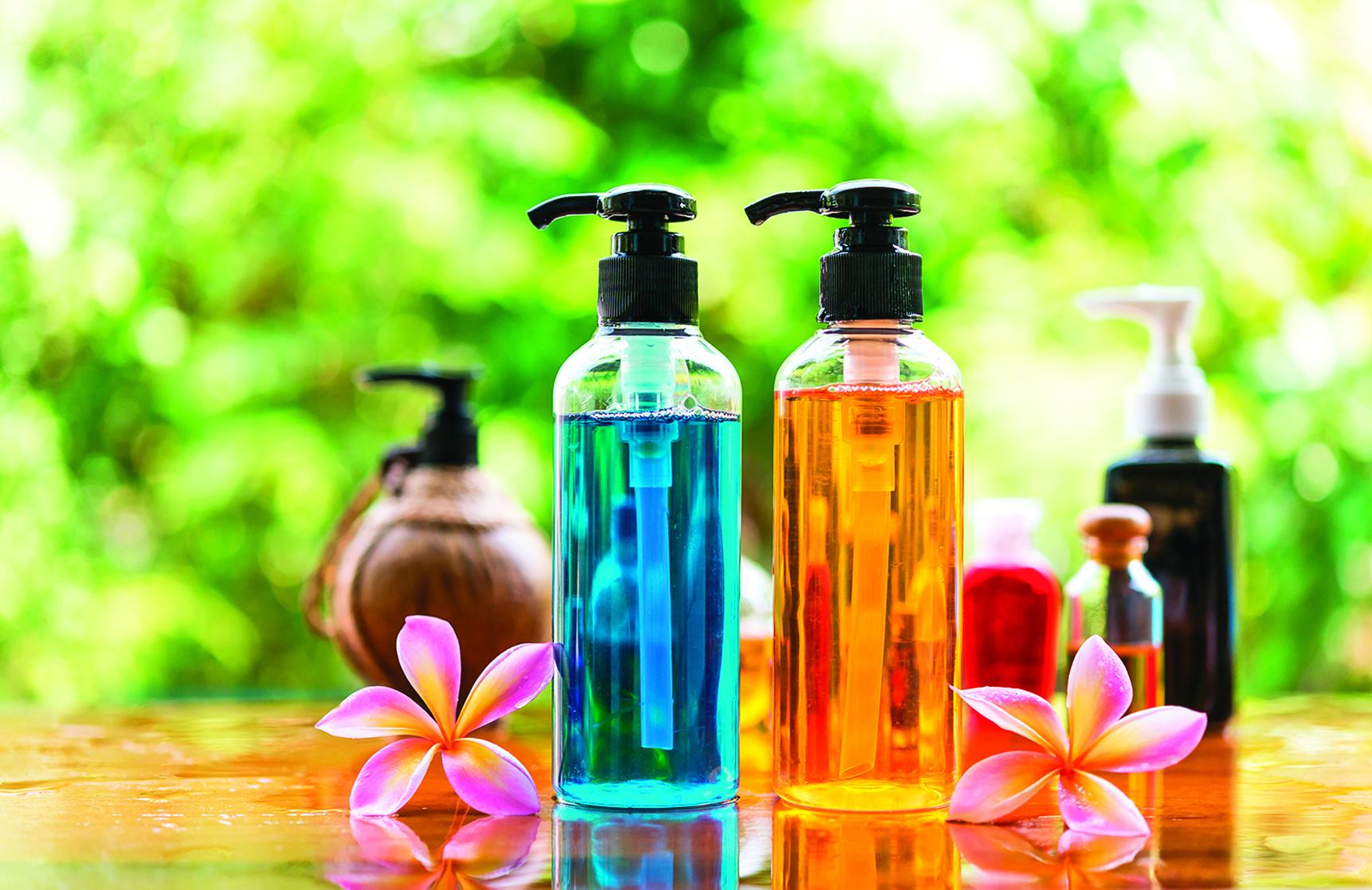 市面上的去屑洗髮精種類很多,應挑選適合自己的品牌。
