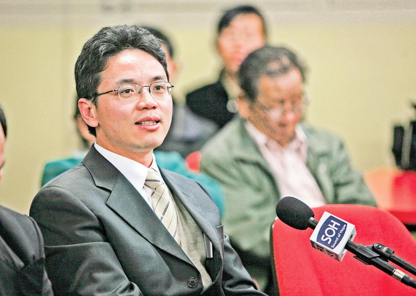 前中共外交官:美不能再給中共機會