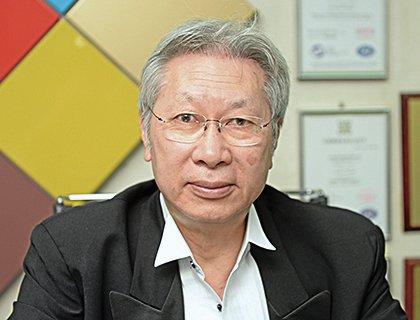 香港中小企業聯合會永遠榮譽主席劉達邦。(宋碧龍/大紀元)