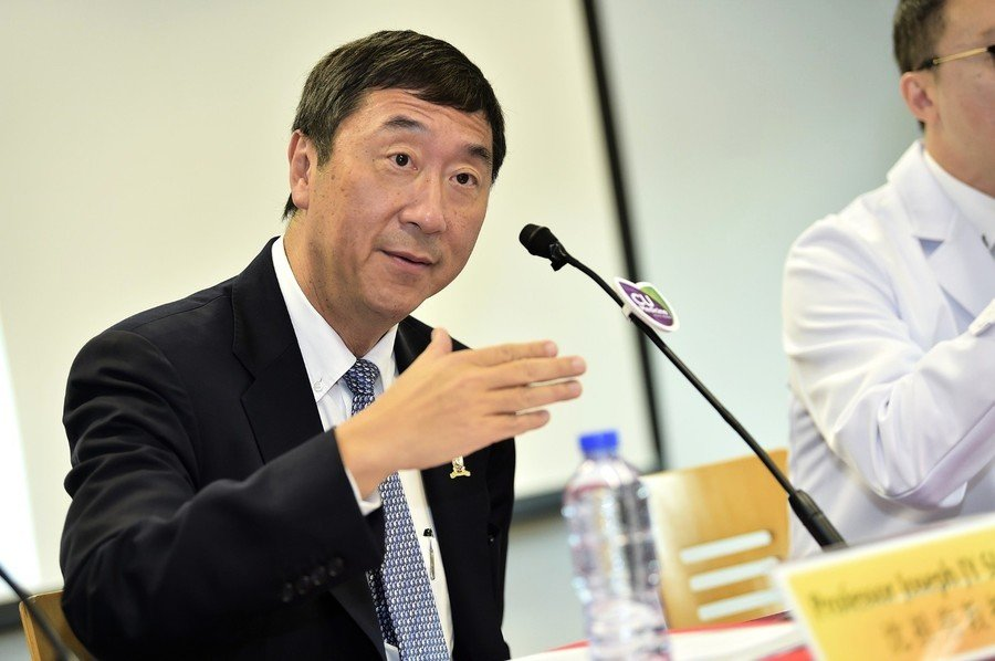沈祖堯將赴新加坡南洋理工任醫學院長 陶傑:君子不立危牆之下