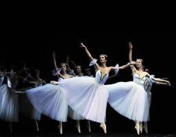 阿道夫‧亞當的芭蕾舞劇:《吉賽兒》Giselle