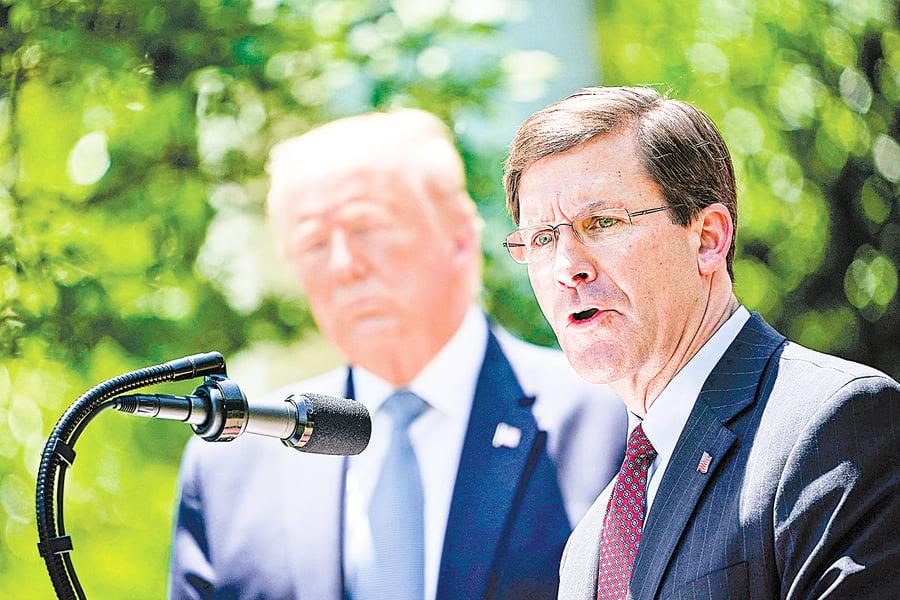中美國防部長通話不同調的背後