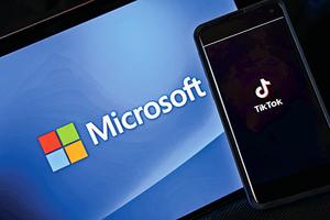 微軟購TikTok遇技術難題