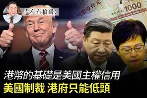 【8.12有冇搞錯】美國制裁 香港政府只能低頭