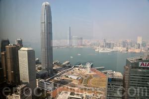 美制裁中港官員 危及港元聯匯 香港金融體制遇挫