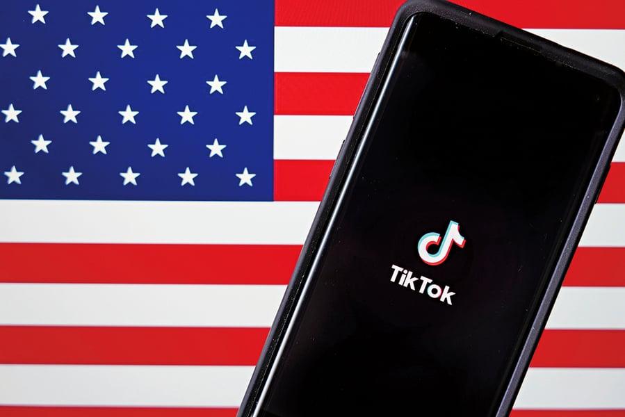 北京支持微信和TikTok狀告美國  被批「駝鳥得太離譜」