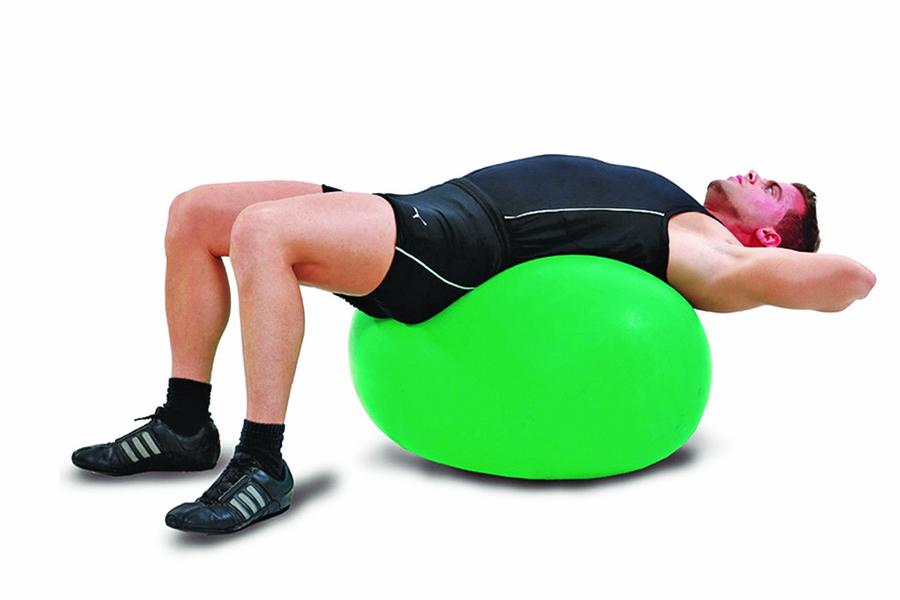 改善下背痛! 30秒動作放鬆脊椎和背肌