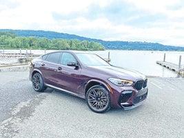 超級SAC BMW X6M Competition