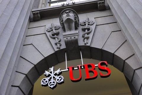 今年11月,瑞士公民將對一項法律進行公投,該法將要求包括銀行在內的瑞士企業,必須為其海外業務中涉及的侵犯人權行為負責。圖為瑞士銀行。(Getty Images)