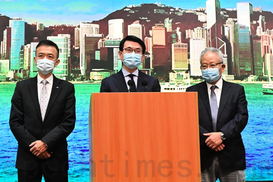 香港貨品要標「中國製造」 邱騰華聲稱「與事實不符」