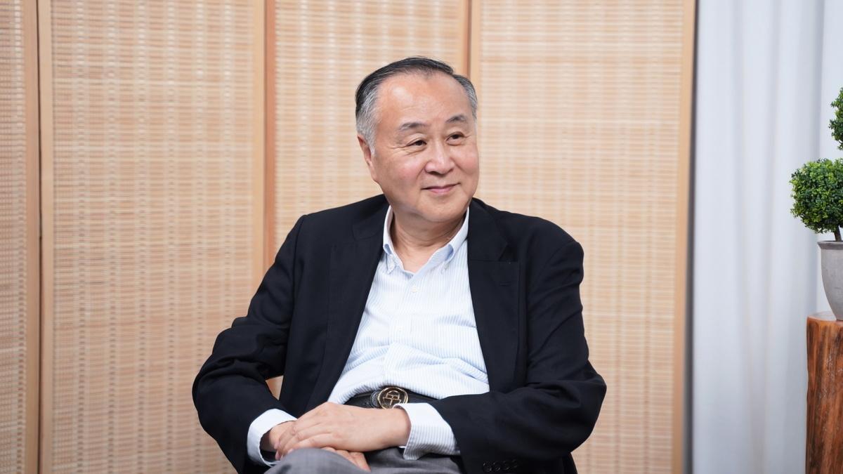 香港實業家袁弓夷向《大紀元時報》透露,美國政府下一步將管轄在港的美國資金。(關永真 / 大紀元)