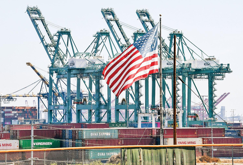 中美兩國的貿易談判代表將在本周開會,討論第一階段貿易協議執行情況。(Getty Images)