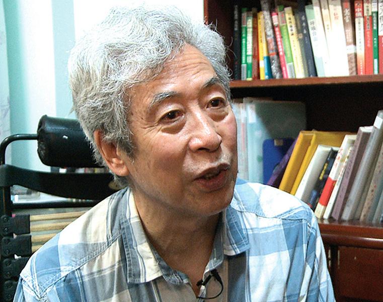 兩年沒消息 孫文廣教授去向令人關注