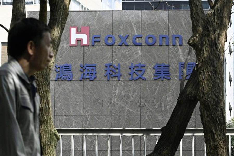 鴻海董事長:中國作為世界工廠的時代已過去