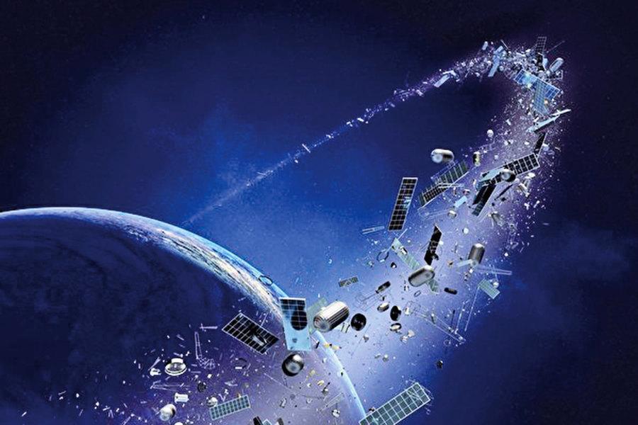 新技術:定位跟蹤數十萬太空垃圾