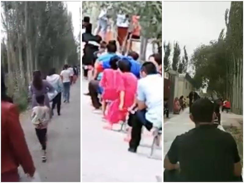 新疆喀什全民免費檢測 中共被疑隱疫或採DNA
