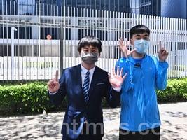【直播】David和學生抗爭者「政總和你Lunch」重申五大訴求