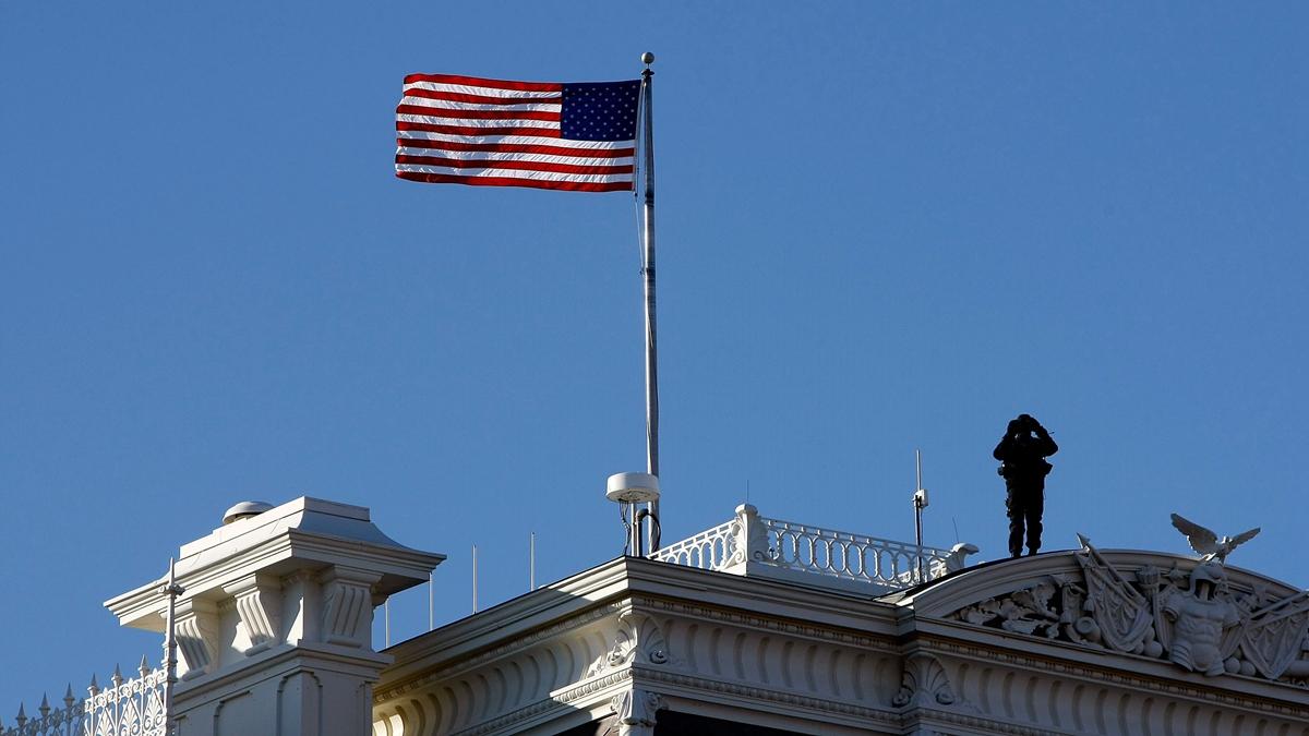 13日,有台灣經濟學家說,美國現在認定中共是主要威脅,而且美國有3大狠招,招招要中共的命。示意圖(Chip Somodevilla/Getty Images)